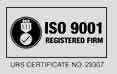 EkoWATT CZ s. r. o. je držitelem certifikátů systému managementu kvality podle normy ISO 9001 a systému environmentálního managementu podle normy ISO 14001
